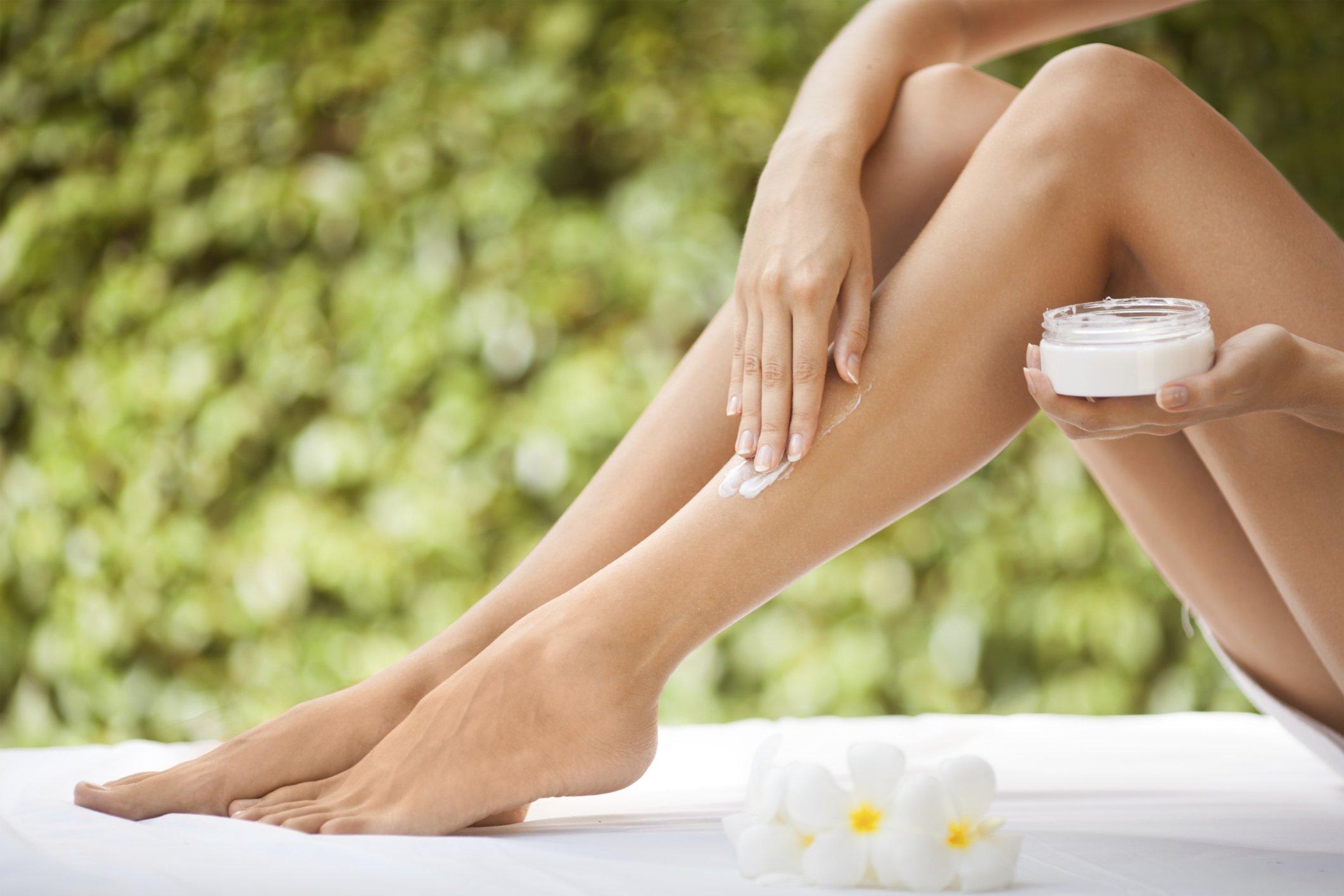 как можно ухаживать за кожей после шугаринга