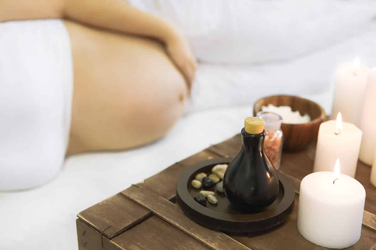3.На поздних сроках шугаринг беременным делать можно