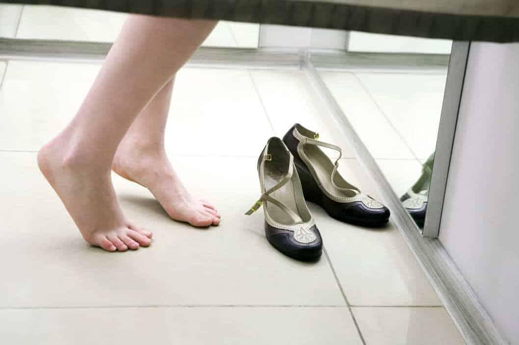 обработка обуви от грибка ногтей