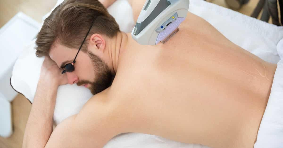 Какой лазер взять на лазерную эпиляцию светлых волос