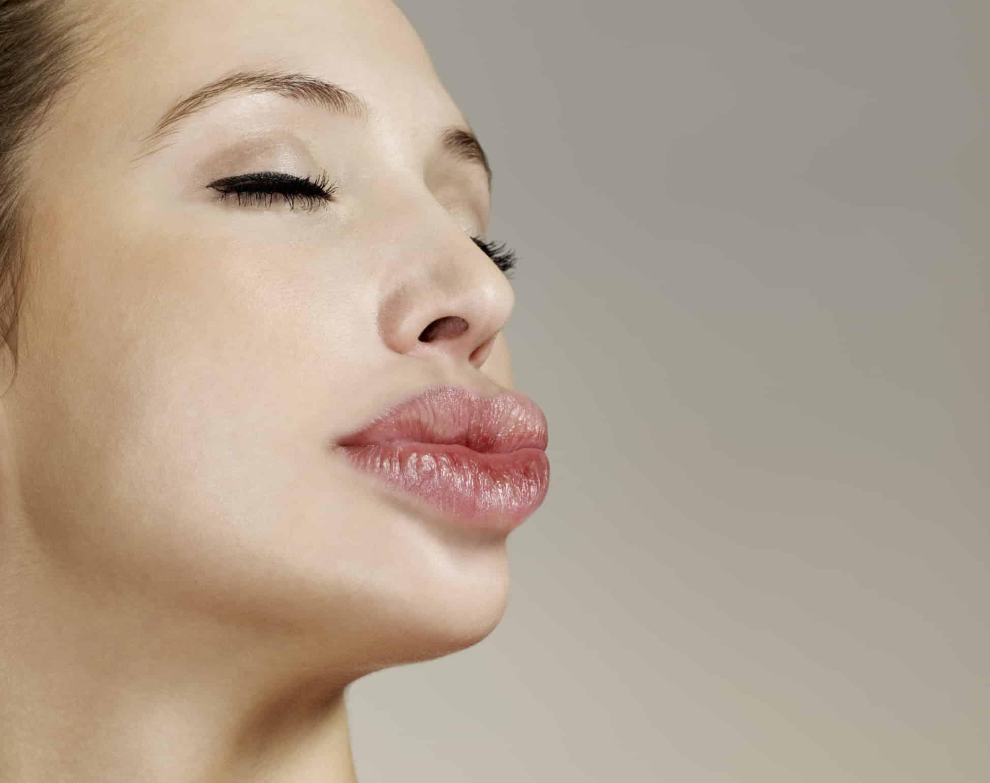 Ботокс верхней губы