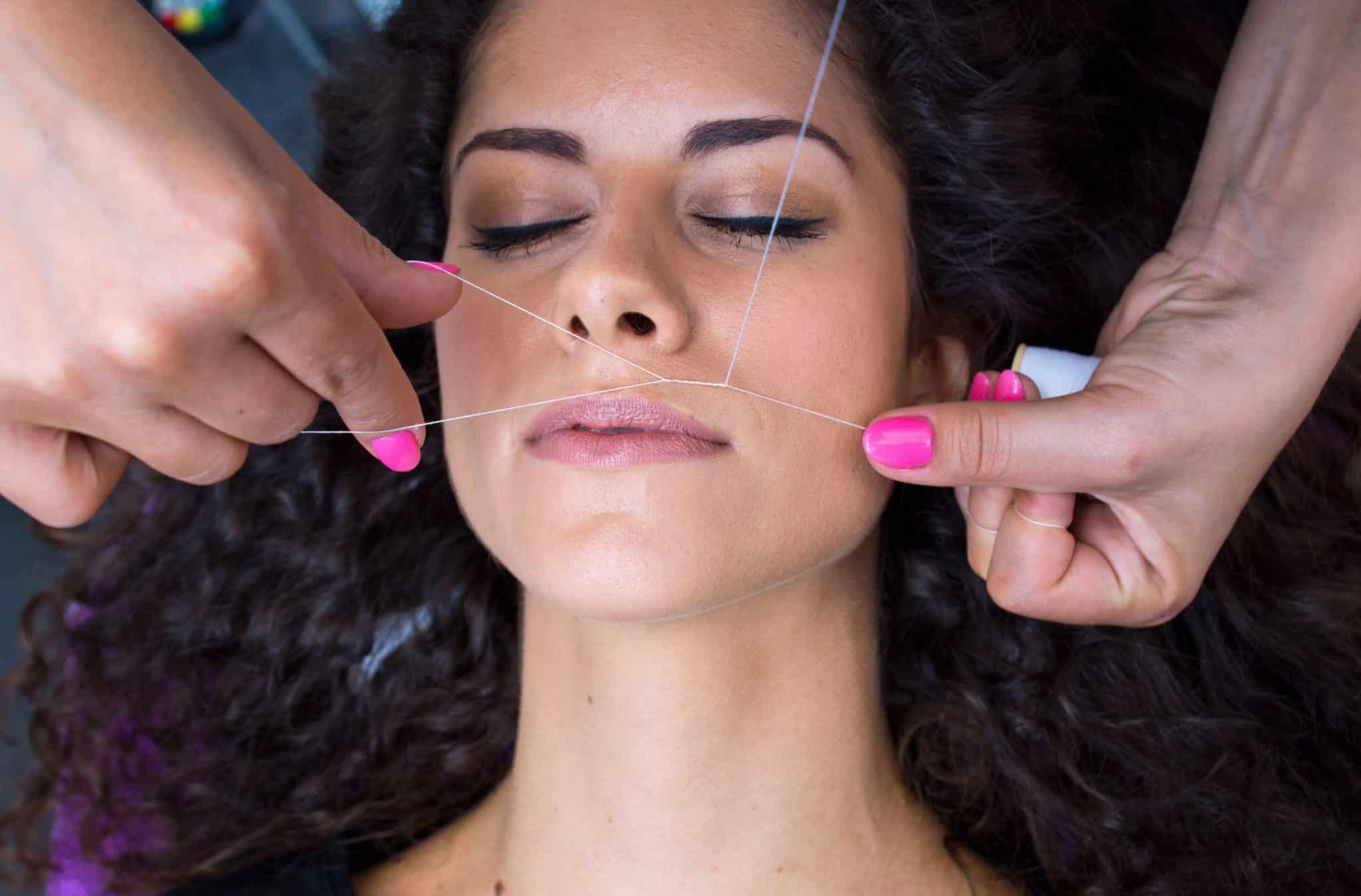 Удаления волос на лице навсегда