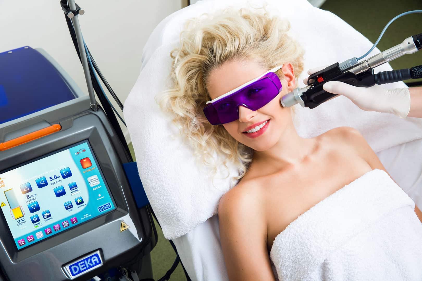 Лазерная терапия может спровоцировать онкологию