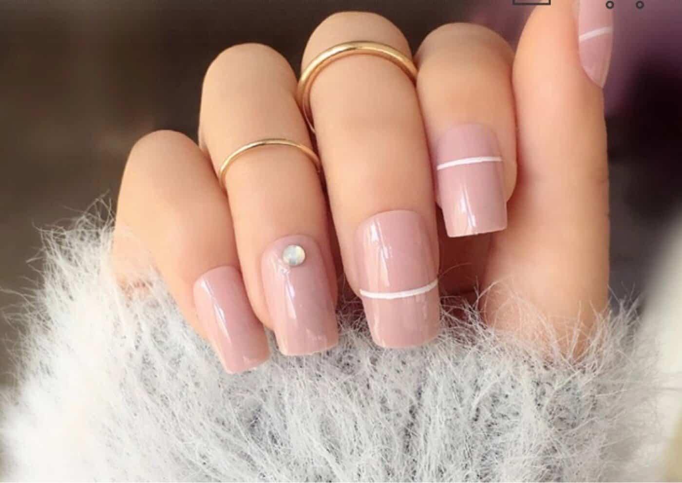 как сделать накладные ногти