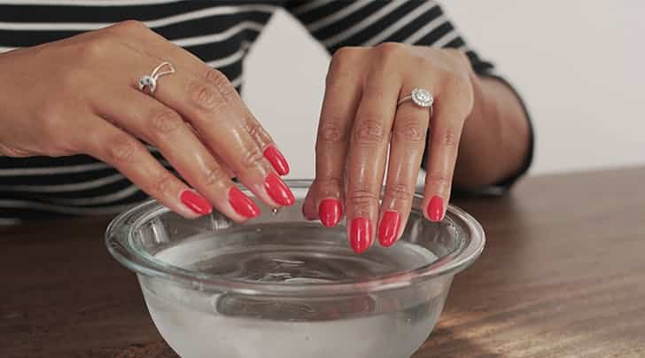 высушить гель лак в домашних условиях