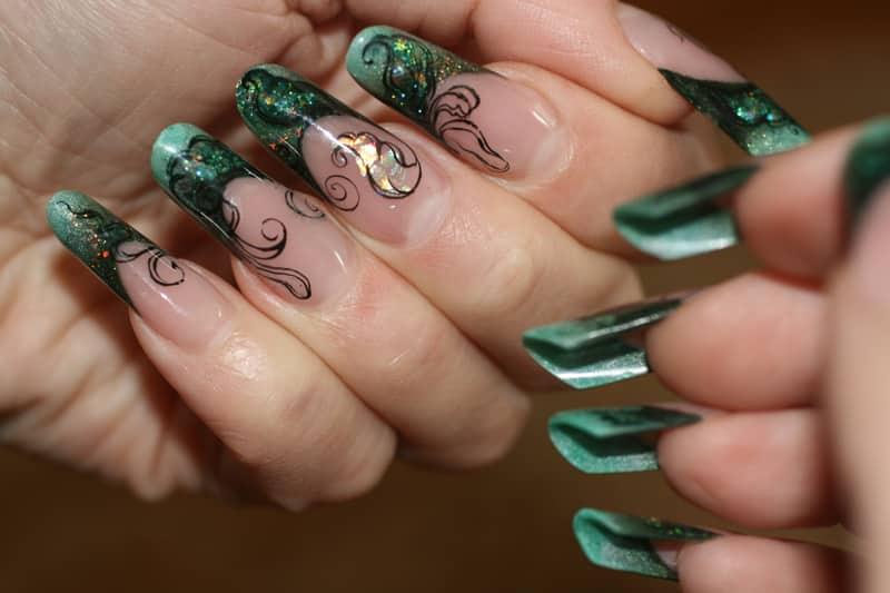 формы ногтей