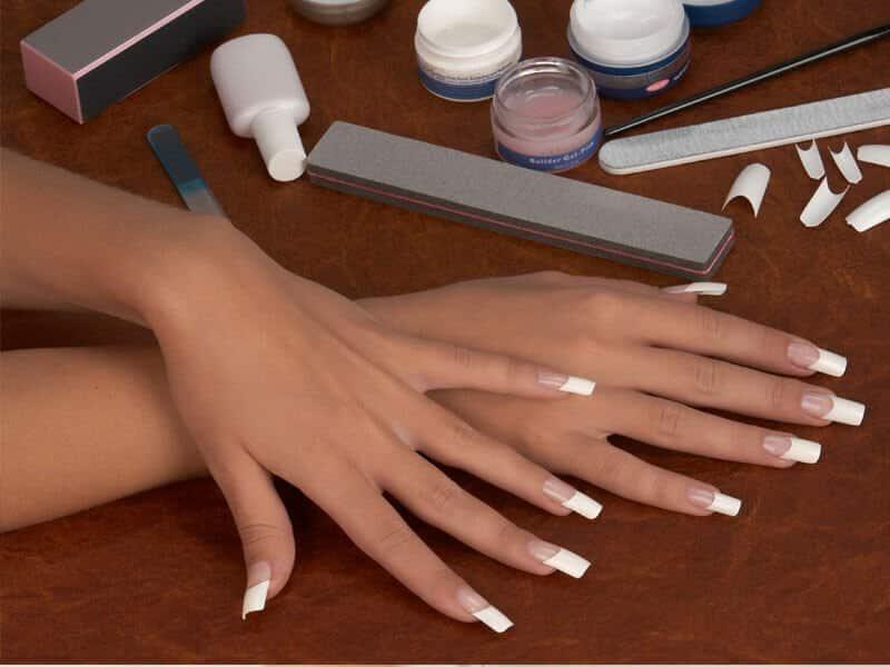 как нарастить ногти в домашних условиях без геля и акрила