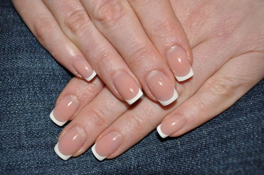 наращивание ногтей гелем в домашних условиях