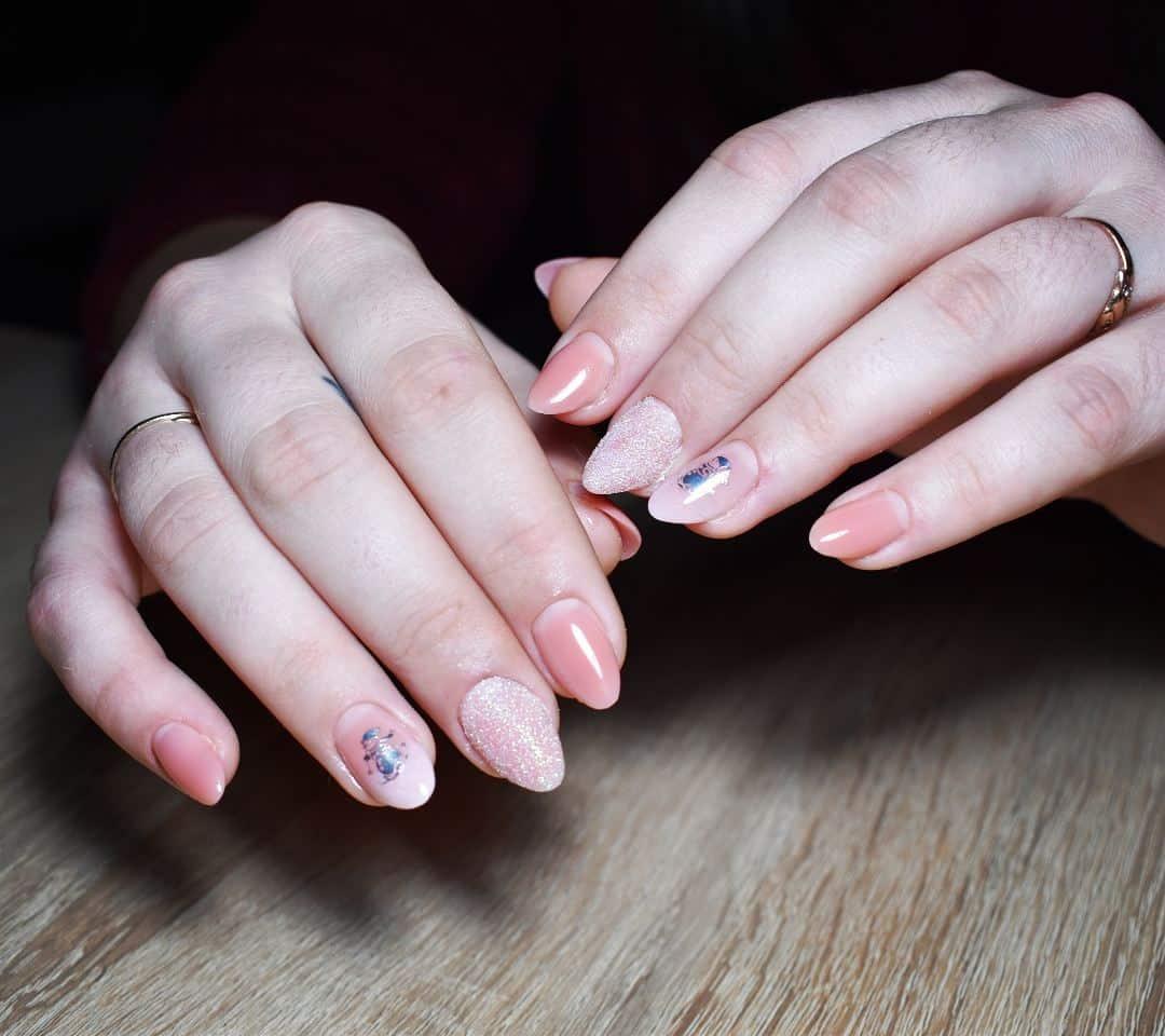 наращивание ногтей полигелем пошагово для начинающих