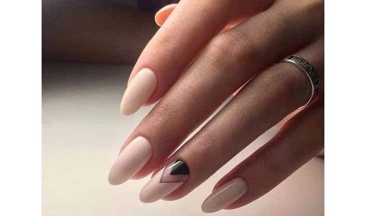 как сделать форму ногтей