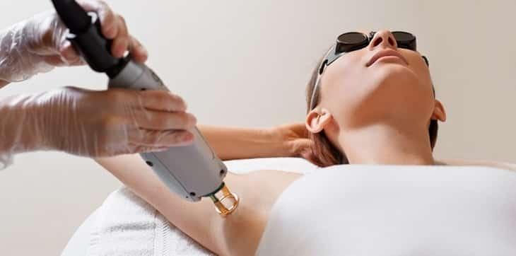 Через сколько выпадают волосы после лазерной эпиляции
