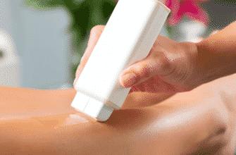 Чем убрать воск с кожи после депиляции
