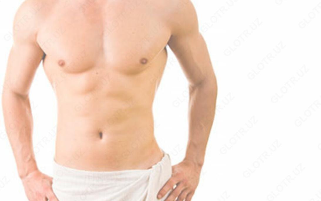 мужская эпиляция бикини
