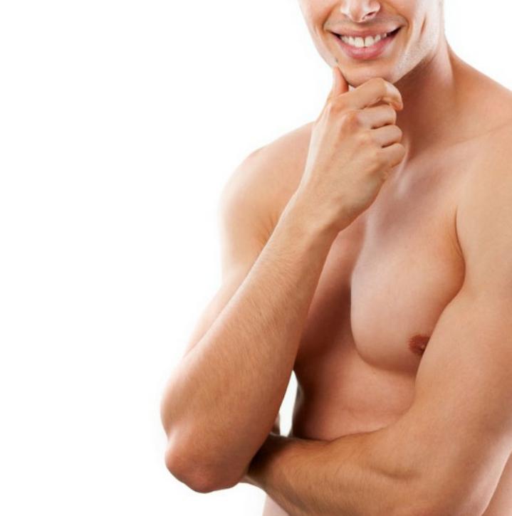 мужская депиляция