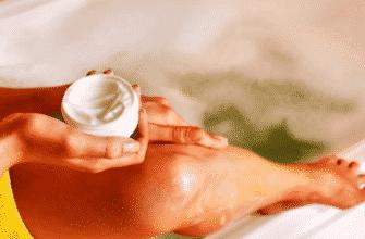 Уход за кожей после депиляции воском