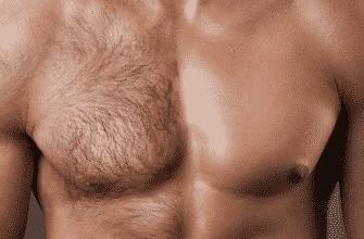 мужская эпиляция воском