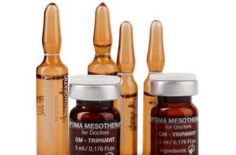 коктейли для мезотерапии волос