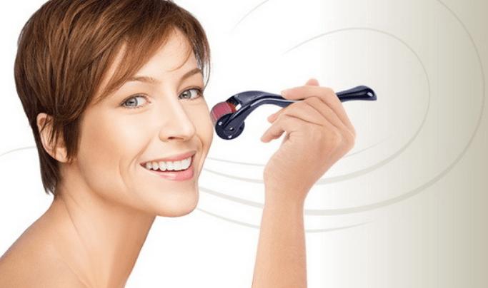 Мезороллер для области глаз