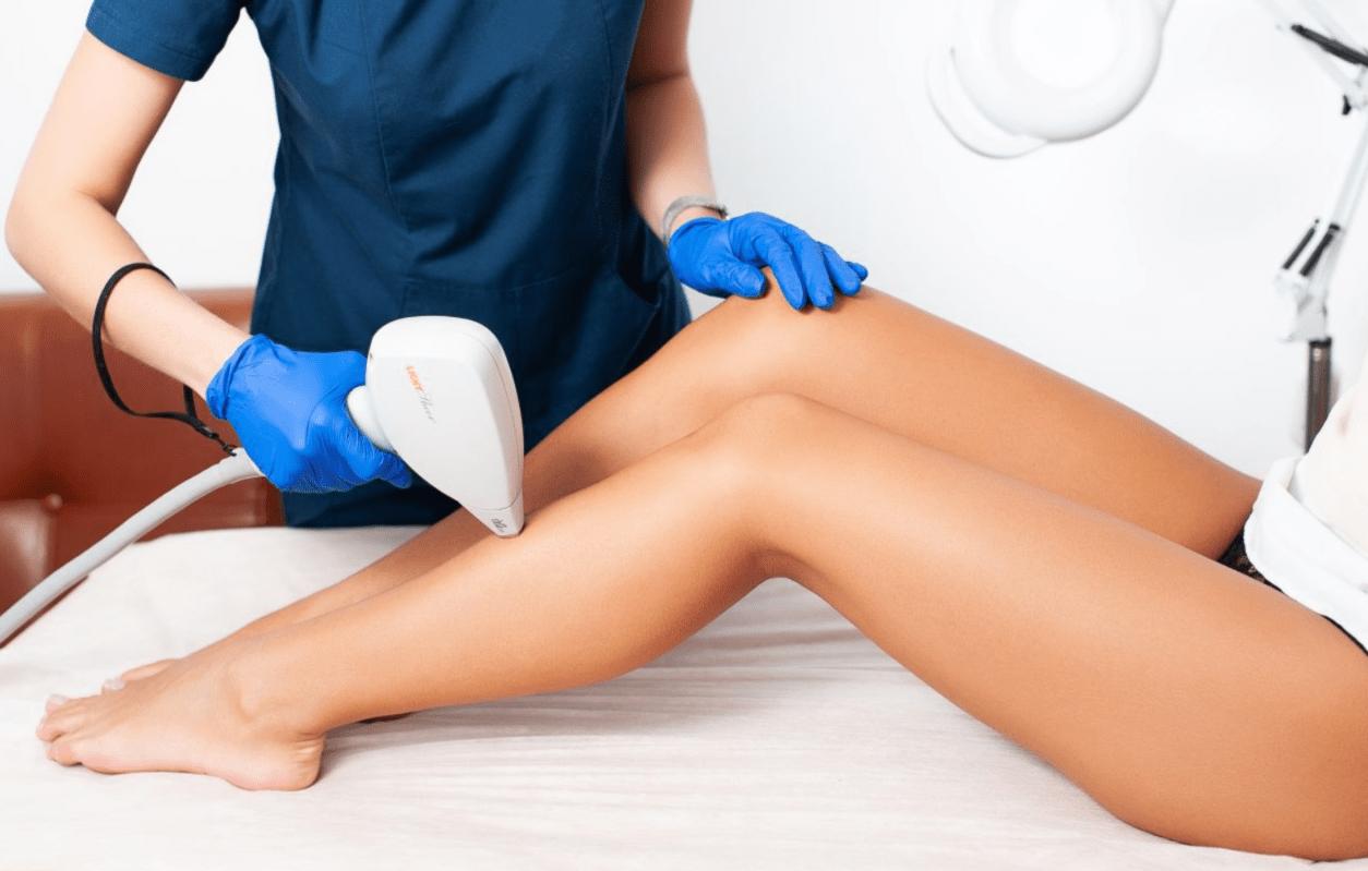 Как удалить волосы на ногах в домашних условиях