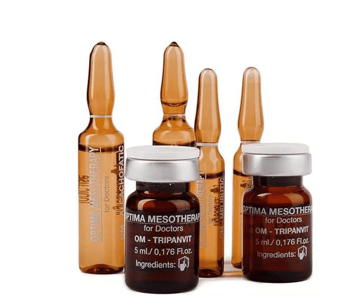 Коктейли для фракционной мезотерапии