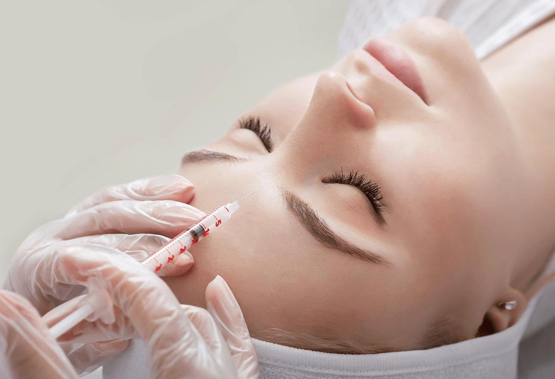 Мезотерапия от купероза на лице