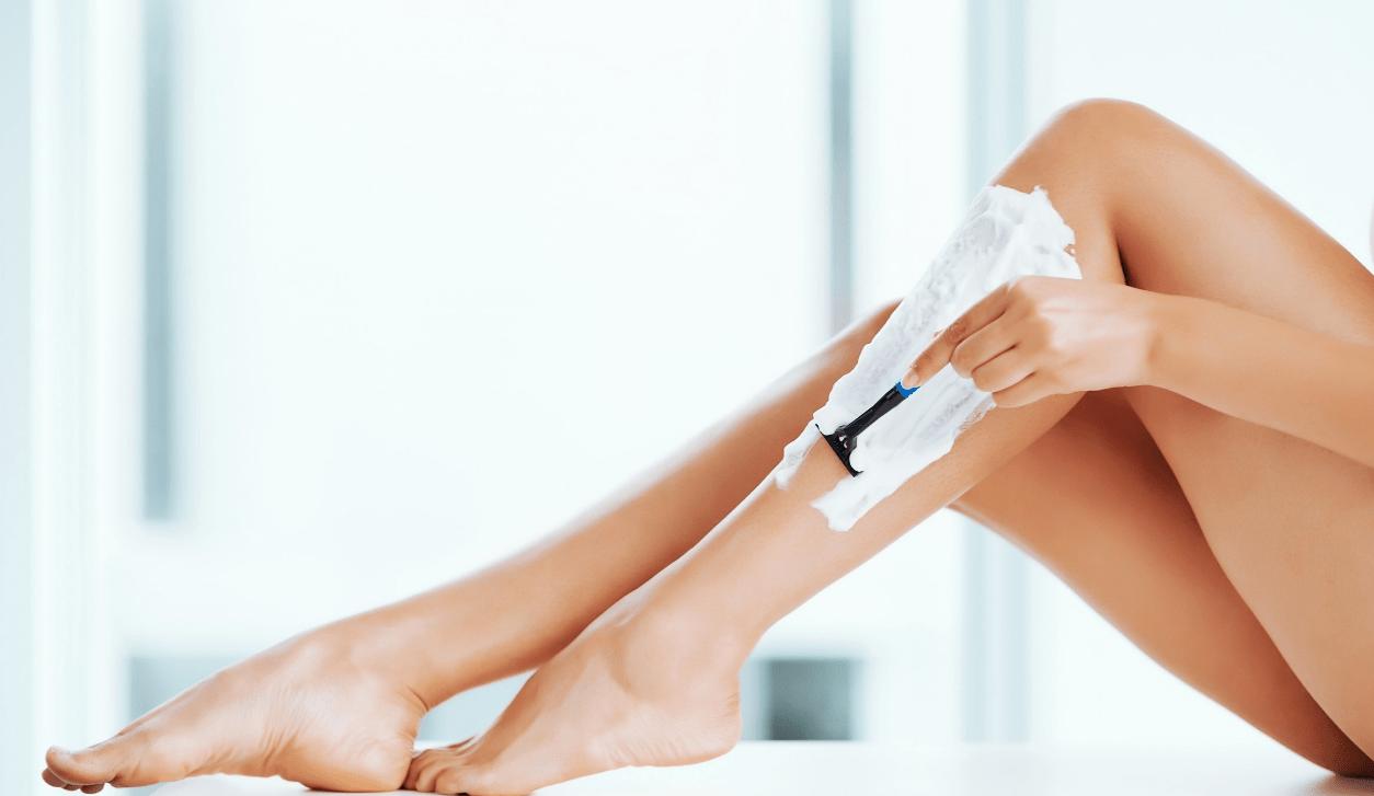 как сделать депиляцию в домашних условиях на ногах