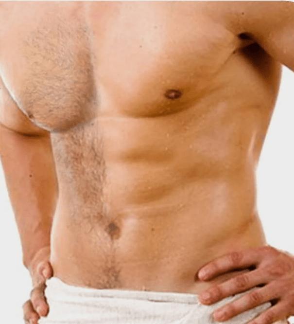 Мужская депиляция интимных зон