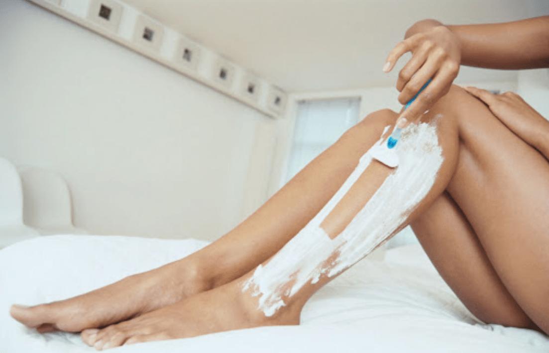 Как убрать раздражение после эпиляции усиков