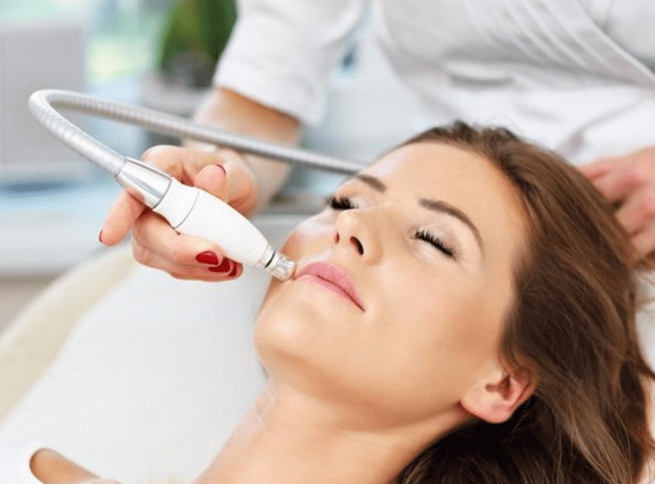 депиляция кожи лица