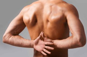 эпиляция спины
